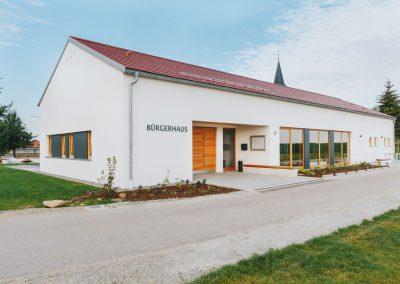 Bürgerhaus Wisselsing